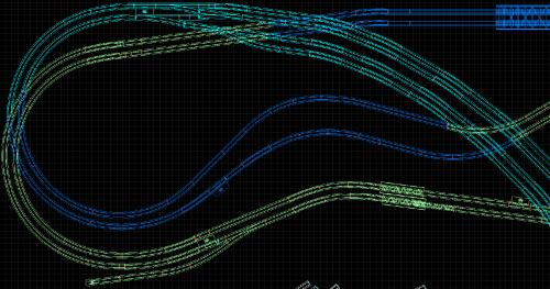 第1本線左側勾配部 再改修後
