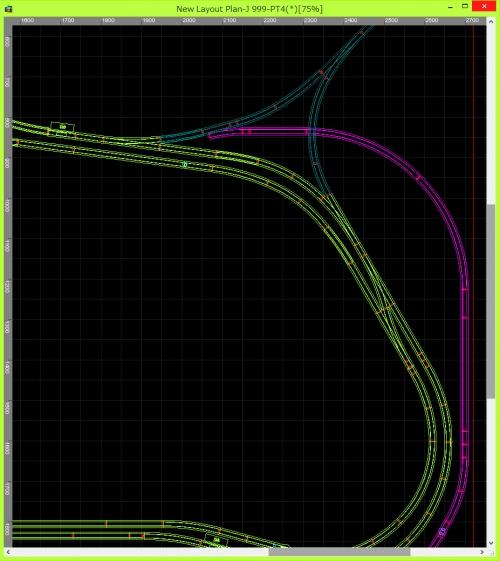 第2本線ヤード出入口(改修後)