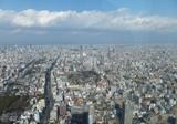 アベノハルカスからの眺望