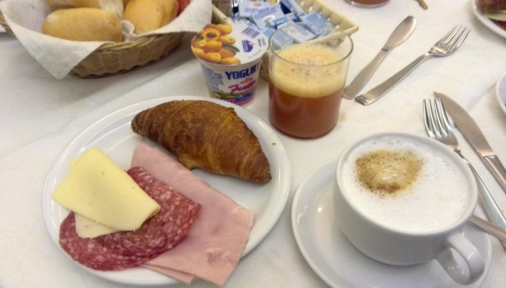 ホテル朝食07