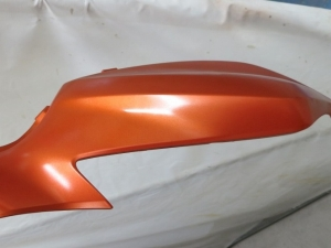 オレンジ塗装