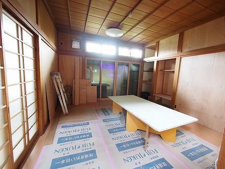 京繊維壁をボード化する・・・2015 005