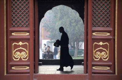 北京チベット仏教寺院