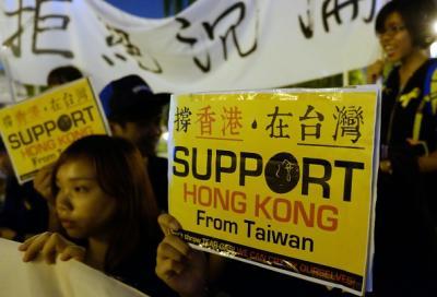 台湾の学生