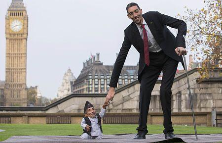 巨人と小人