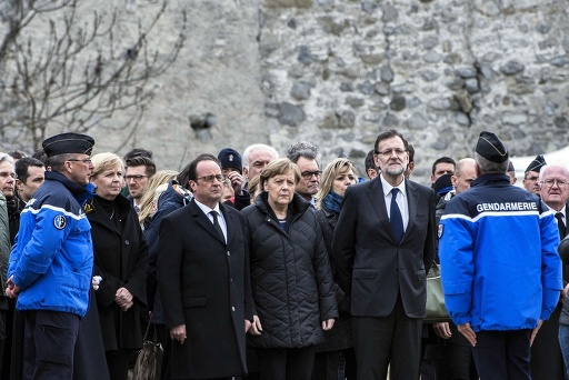 ドイツフランススペイン首脳