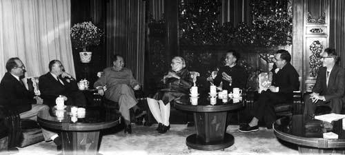 ロス茶と毛沢東