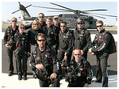 Blackwater-1 ヘリ部隊