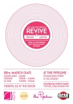 Earthquake and Tsunami Charity Concert: REVIVE
