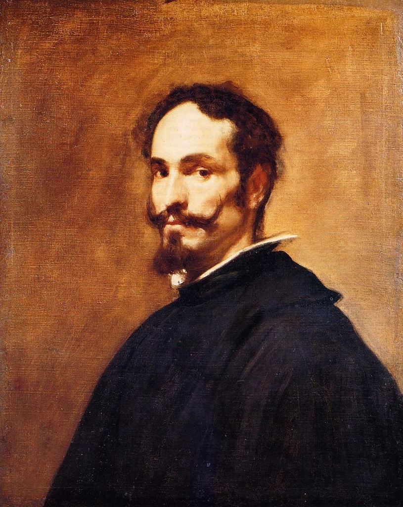 Diego Velazquez - Portrait of a Man 1