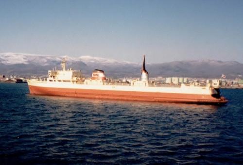 国鉄 貨車船 1981年