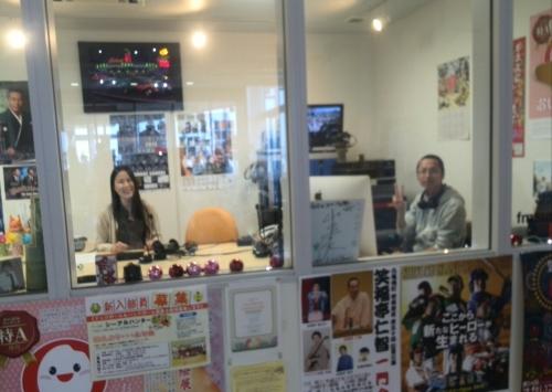 FMサン 恋NAMI STUDIO