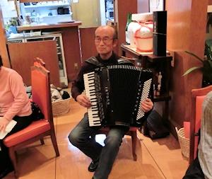 吉田先生の演奏