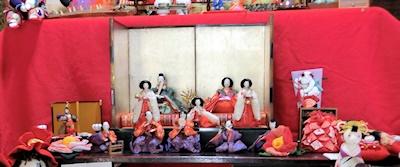 源九郎稲荷神社(100年前)