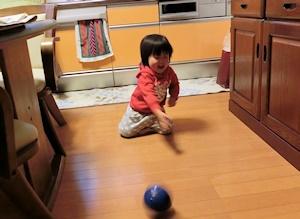 ボール投げ2