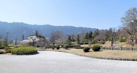 屋敷山公園