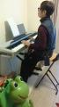 ピアノデビュー