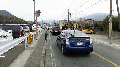大宰府渋滞