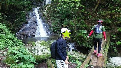11雷山 清賀の滝2