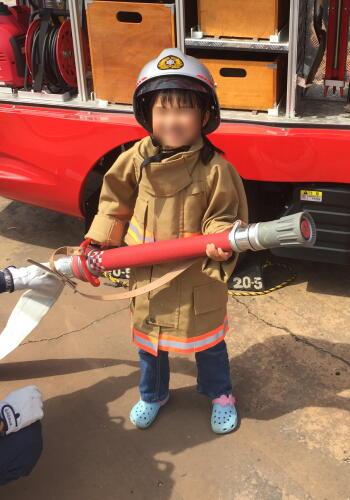 7消防隊員
