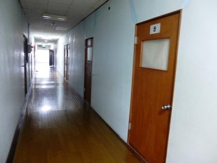 部屋 廊下