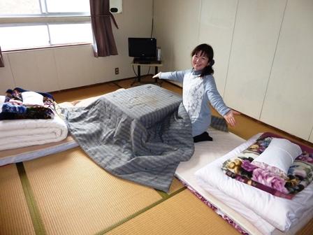 千代田温泉 部屋