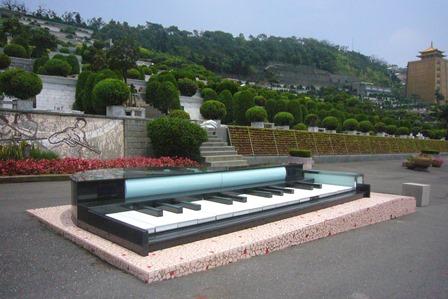 テレサ墓地
