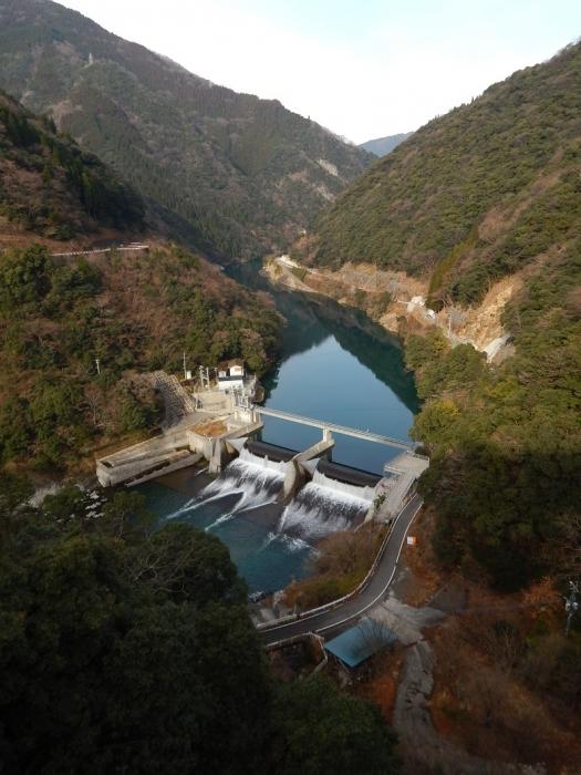 DSCN8790九電 川辺川第一ダム