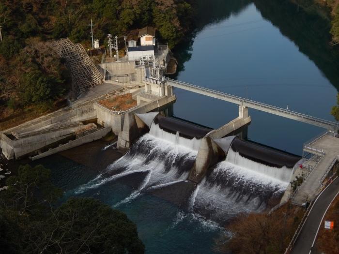 DSCN8791九電 川辺川第一ダム