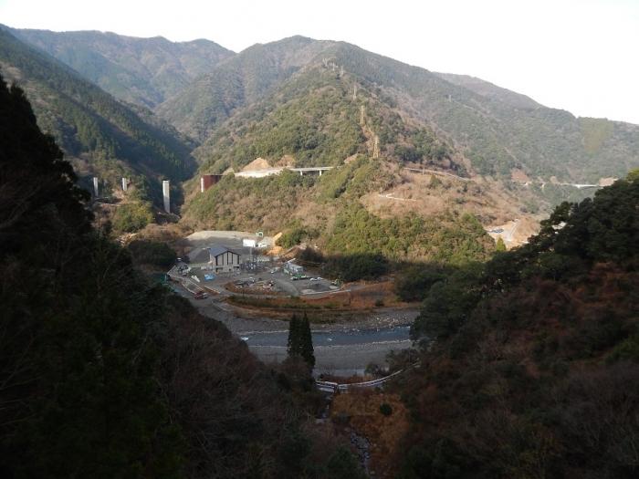 DSCN8797川辺川第一発電所
