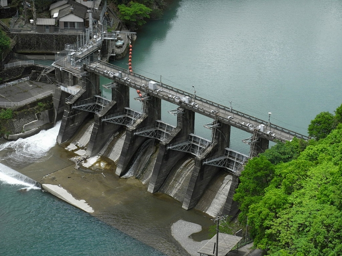 九電 川辺川第一ダム
