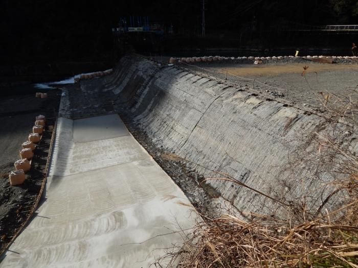 DSCN8816川辺川第二堰堤