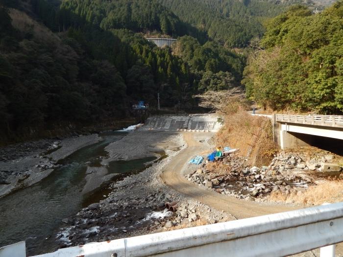 DSCN8819川辺川第二堰堤