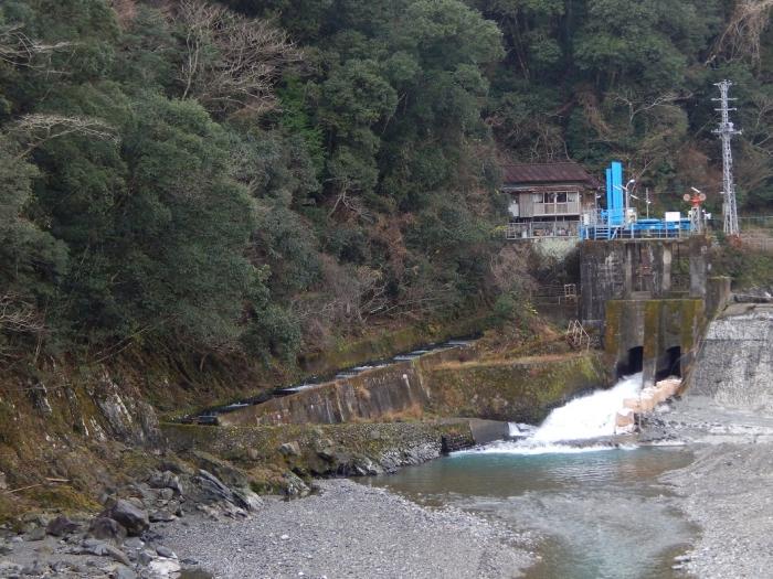 DSCN8822川辺川第二堰堤