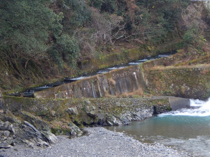 DSCN8823川辺川第二堰堤