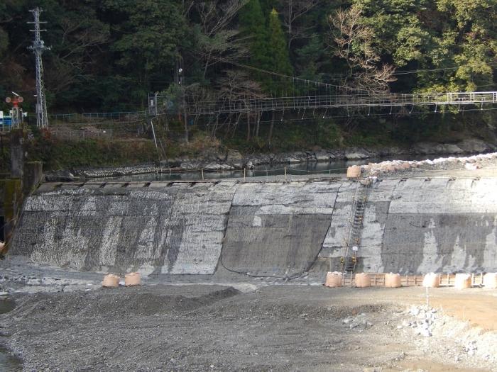 DSCN8825川辺川第二堰堤