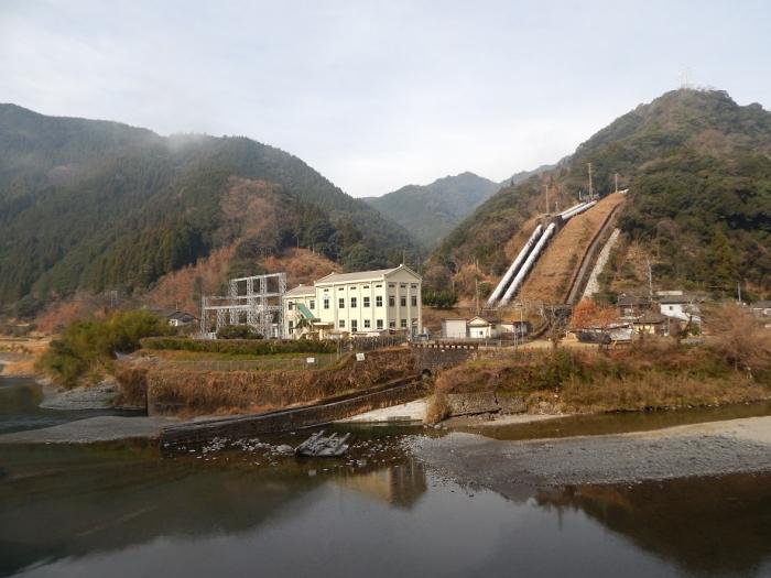 DSCN8838川辺川第二堰堤