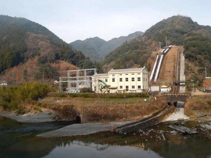 DSCN8840川辺川第二堰堤