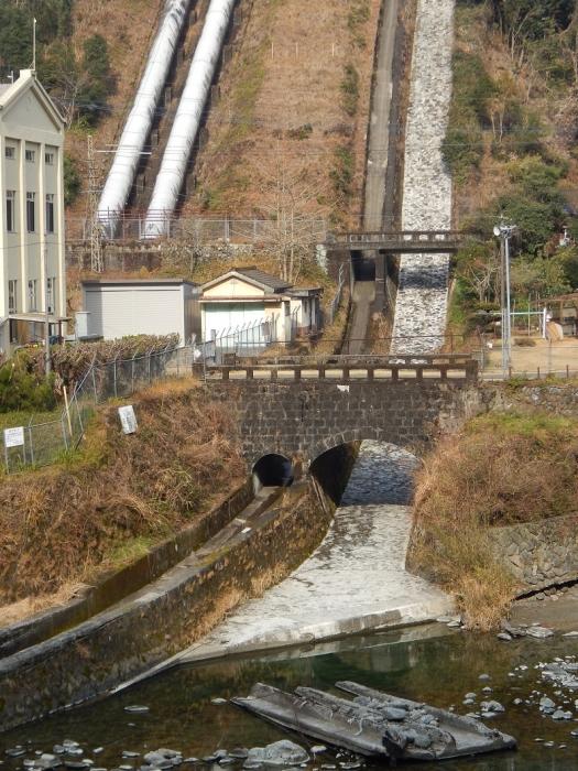 DSCN8841川辺川第二堰堤