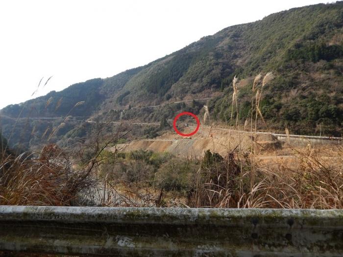 DSCN8830川辺川第二堰堤 - コピー