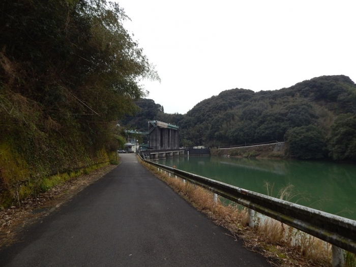DSCN9019川内川第二ダム
