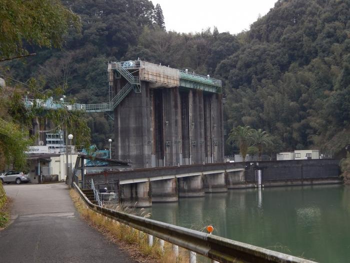 DSCN9020川内川第二ダム