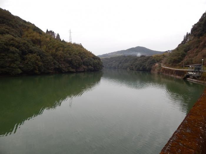 DSCN9040川内川第二ダム