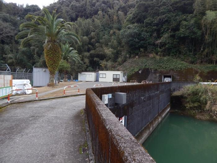 DSCN9042川内川第二ダム
