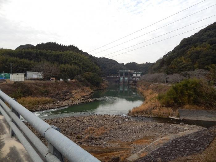 DSCN9053川内川第二ダム