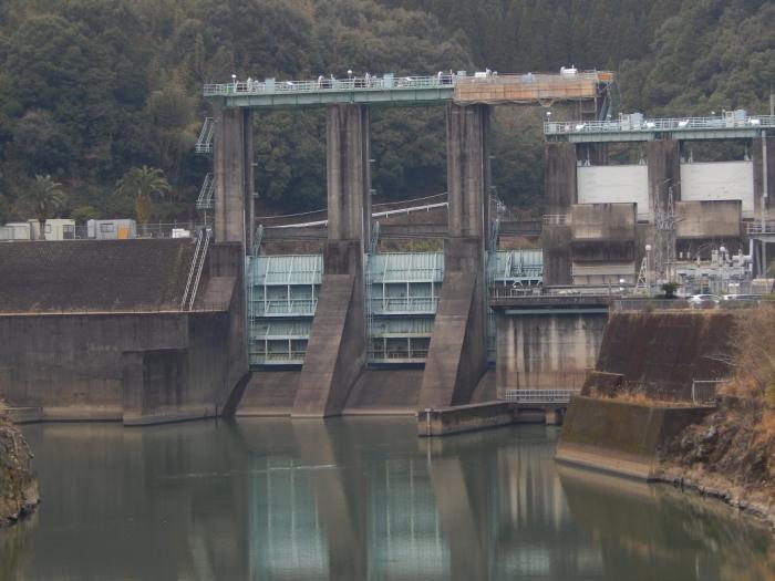 DSCN9056川内川第二ダム