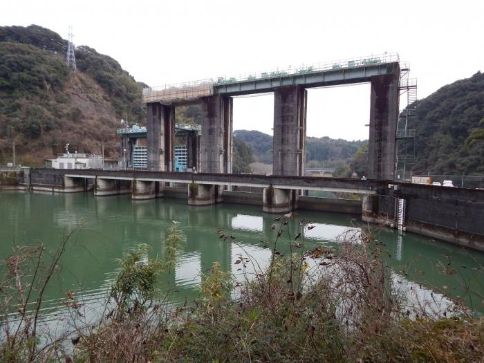 DSCN9057川内川第二ダム