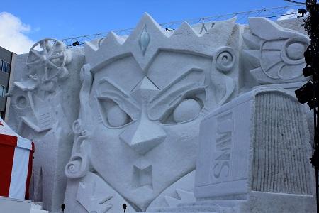 雪の国のアリス