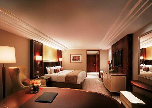 シャングリラホテル部屋