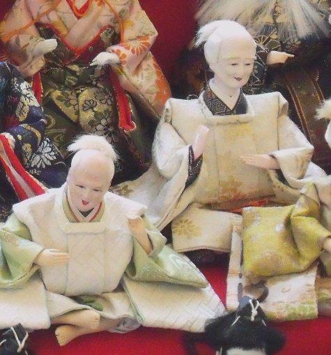 画像ー282 サンライズ九十九里の雛人形としらこ桜 025-6